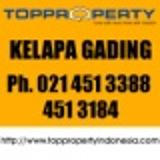 Toppy Kelapa Gading