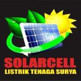 Solarcell-listrik Tenaga Surya