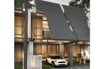 Rumah Bangunan Baru harga MURAH @Fleekhauz BSD City