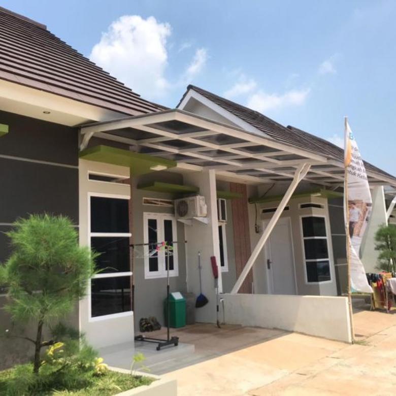 Rumah Mungil Bebas Banjir