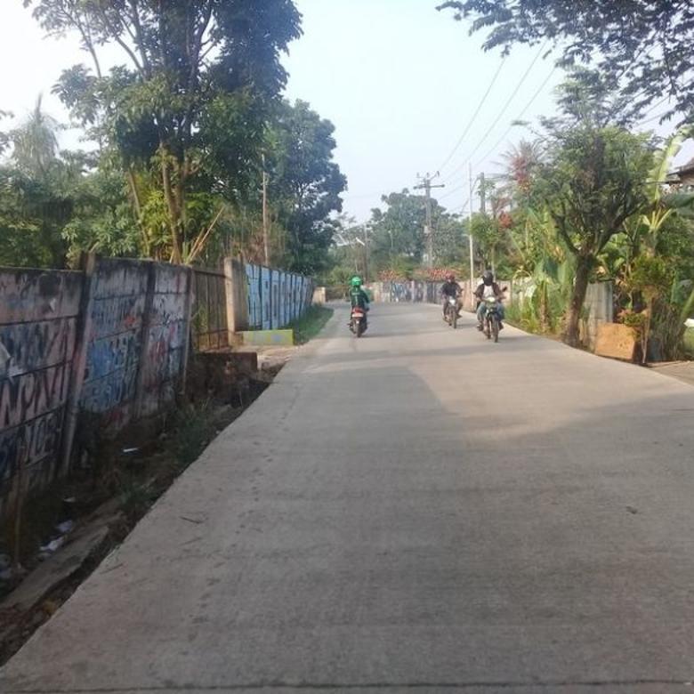Tanah Kapling Rata Siap Bangun di Melati Kalisuren: Diskon 25%