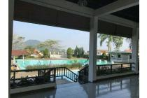 Villa Mewah Puncak Cipanas msh beroperasi 2 hektar lbh 25m nego