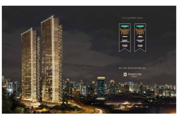 Rp6,2mily Apartemen Dijual