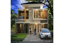 Di jual perumahan baru minimalis dalem cluster