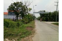 Jual Tanah NOL Jalan Second Road di Ngoro Jalan SUDAH Cor Harga NEGOO Tipis