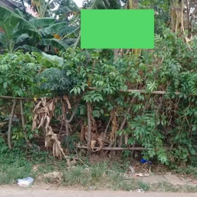 Tanah Luas 1600M2, 2SHM, Persegi 4, Jl. Tiga Putra, Meruyung