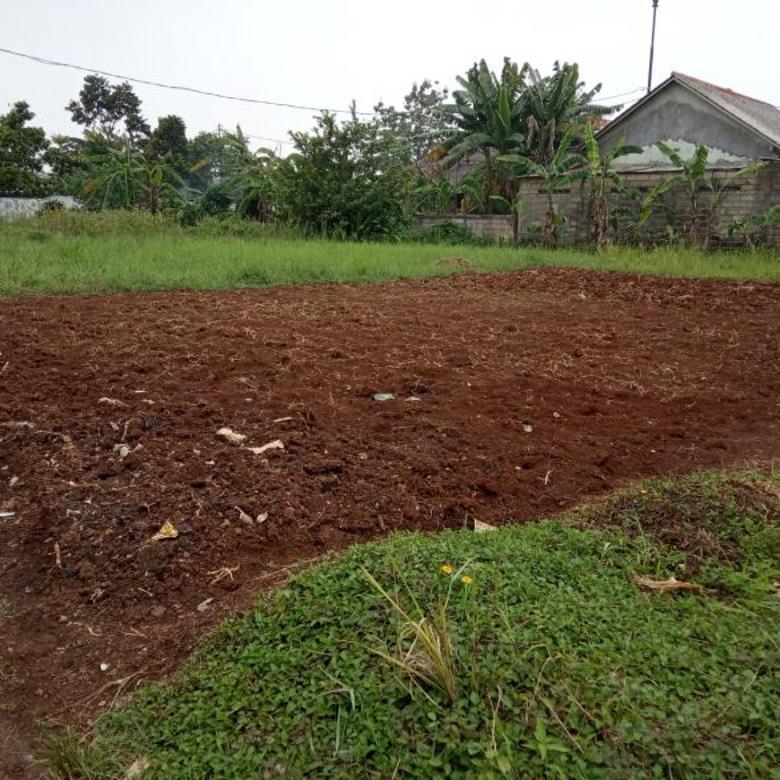 Sisa 1 Kapling, Tanah Bedahan Luas 100M2-an Dekat Tol Desari