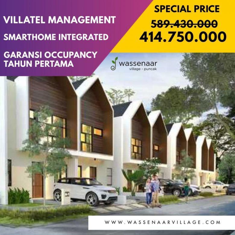 Investasi Villa Menguntungkan Dengan Fasilitas Condovilla