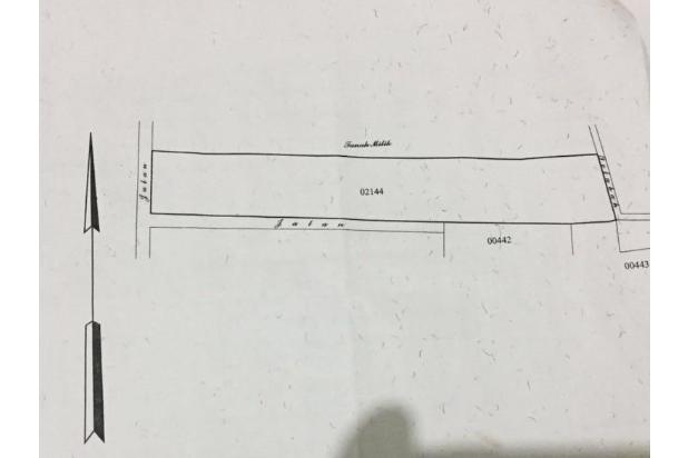 Rp38,3mily Tanah Dijual