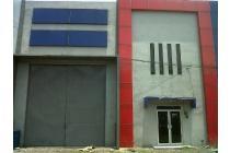 Gudang LANGKAH , STRATEGIS SIAP PAKAI di Platinum East Road
