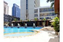 Sewa Apartemen Plaza Residance Furnished, 141 m2, Jakarta Pusat