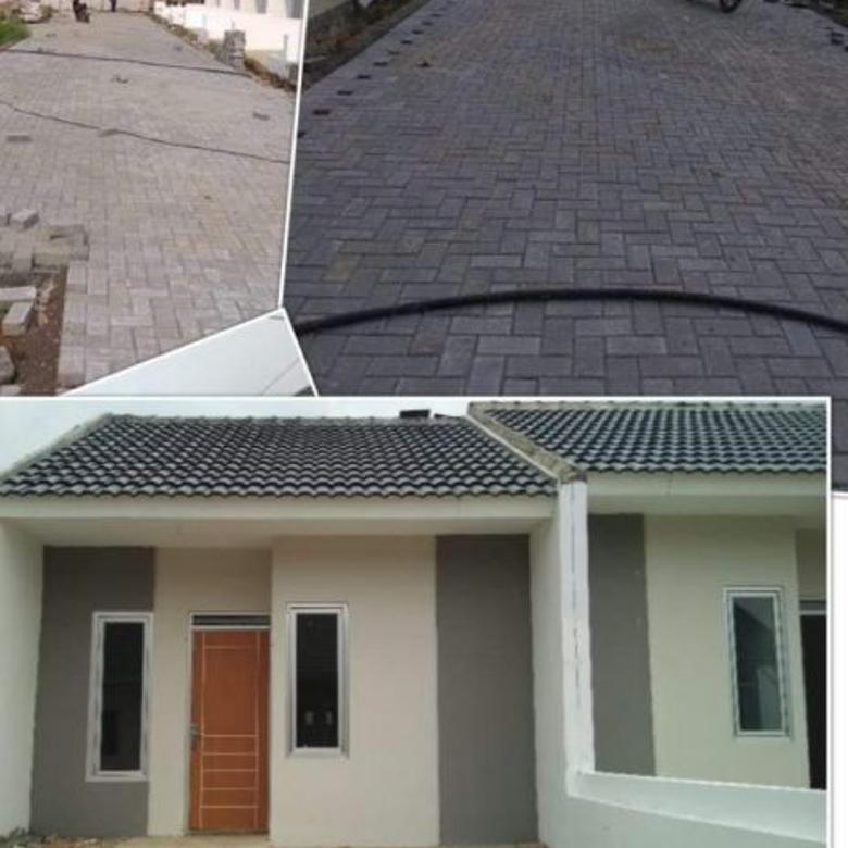 rumah over kredit di jl soreang Banjaran cukup kk dan ktp acc