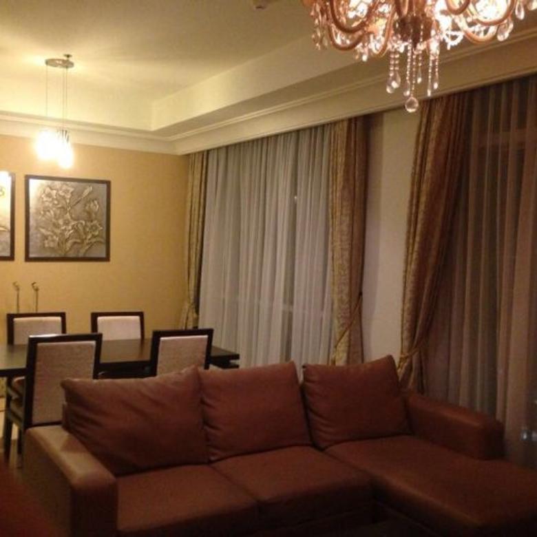 Jual Murah Apartemen Pakubuwono View Private Lift 2 BR Luas 153m2 Furnished
