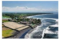 Tanah Loss Pantai Pabean Ketewel Lingkungan Villa