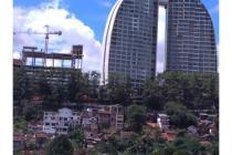 Tanah murah Strategis Sebrang Apartemen Dago di Dago Bandun Hrg,3,5 juta/m