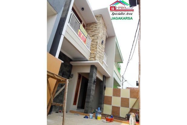 Rumah Baru di Ranco, Tanjung Barat - Jagakarsa, dekat Pasar Minggu 17699035