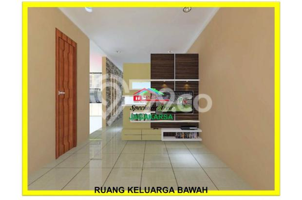 Rumah Baru di Ranco, Tanjung Barat - Jagakarsa, dekat Pasar Minggu 17699073