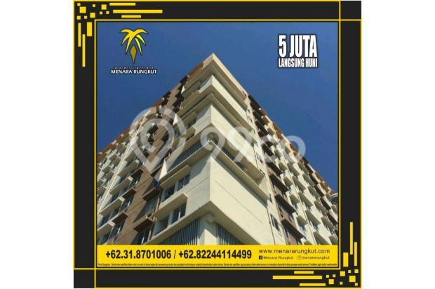 Apartemen Menara Rungkut 100 % sudah di Huni harga 270 juta 17826445