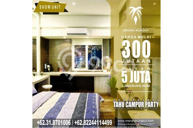Apartemen Menara Rungkut 100 % sudah di Huni harga 270 juta 17826453
