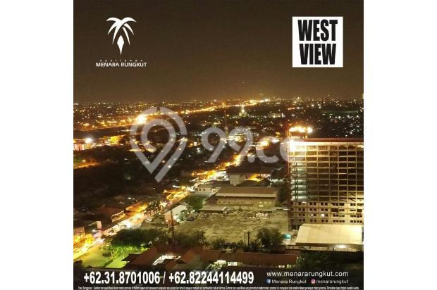 Apartemen Menara Rungkut 100 % sudah di Huni harga 270 juta 17826454