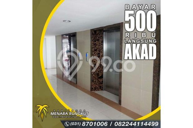 Apartemen Menara Rungkut 100 % sudah di Huni harga 270 juta 17826468