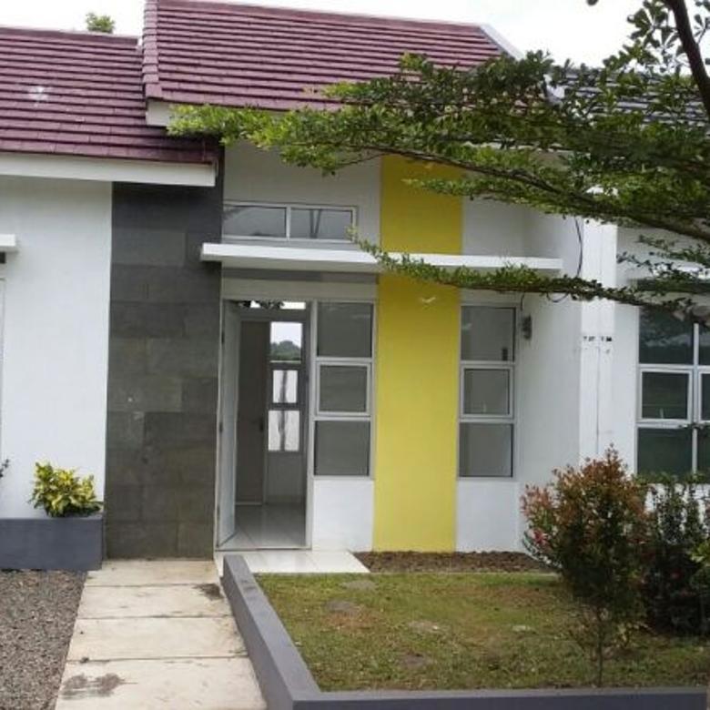 Rumah KPR syariah dekat stasiun cisauk
