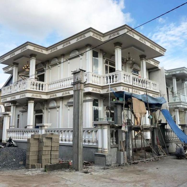 rumah dijual di jalan karya baru, pontianak-kalimantan barat
