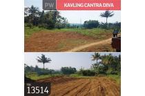 Kavling Cantra Diva, Bogor, 273,07 m², SHM