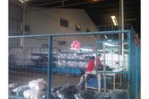 Jual Pabrik Murah Luas 5.8 Ha di Bitung Tangerang