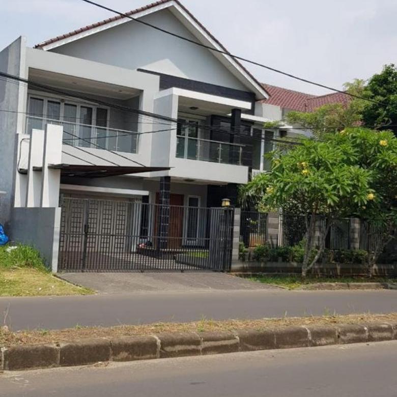 Dijual rumah di Cluster Villa Melati Mas, Tangerang Selatan