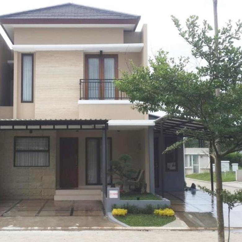 Rumah cantik modern dekat Bintaro