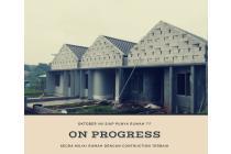 Rumah 400 Jutaan di Sawangan Depok: Cukup Modal DP 8 Juta