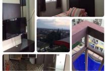 Sewa type studio full furnish lantai Parquet, Murah bgs.!