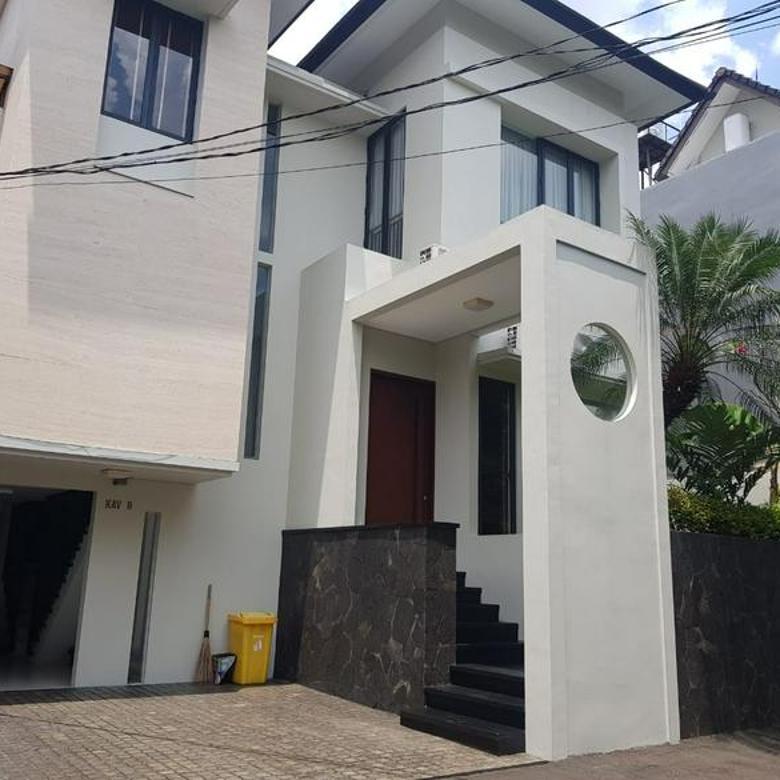 Rumah di Ampera, Jakarta Selatan ~ Dalam Cluster