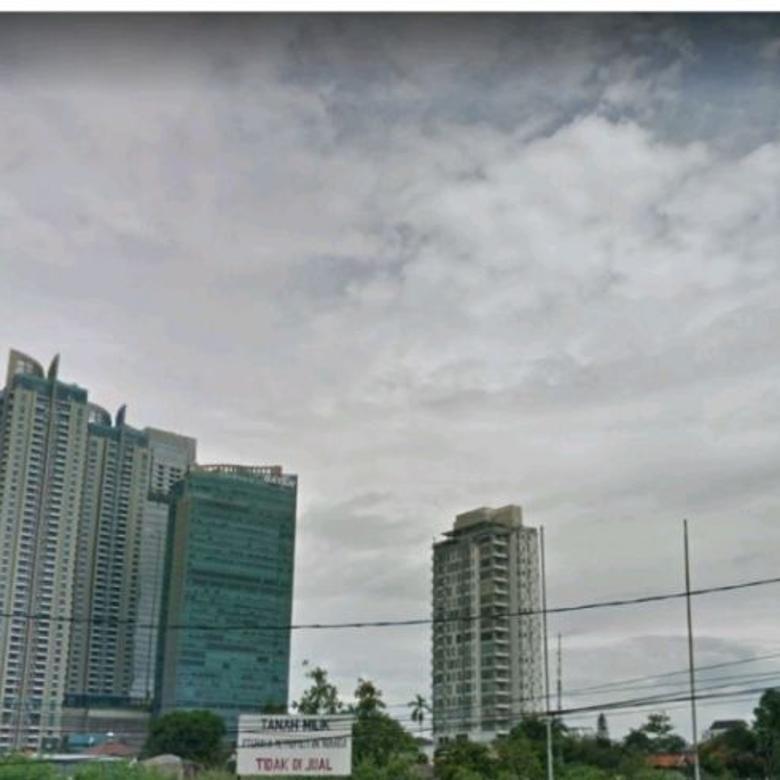 Official Link Tanah 8,4ha sudirman senayan sebrang ratu plaza