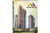 Dijual Apartemen Midtown Tower Bryan, Gading Serpong, Tangerang