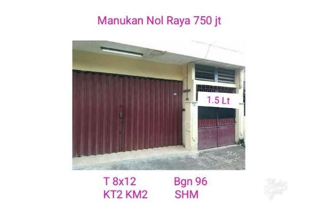 Rumah dan Toko Manukan Nol Raya 17712844