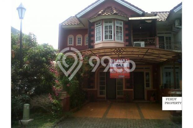 Rumah nyaman asri 2 lantai Lt 120 m2 Lb 200 m2 Citra Gran Cibubur 7609573