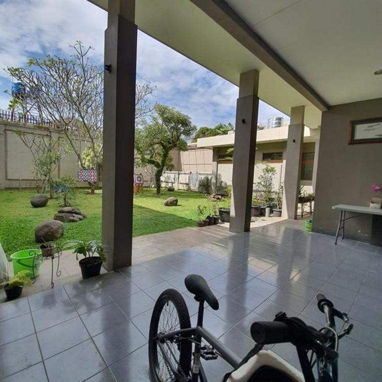 Rumah Minimalis  Furnished di Cipaku, Bandung