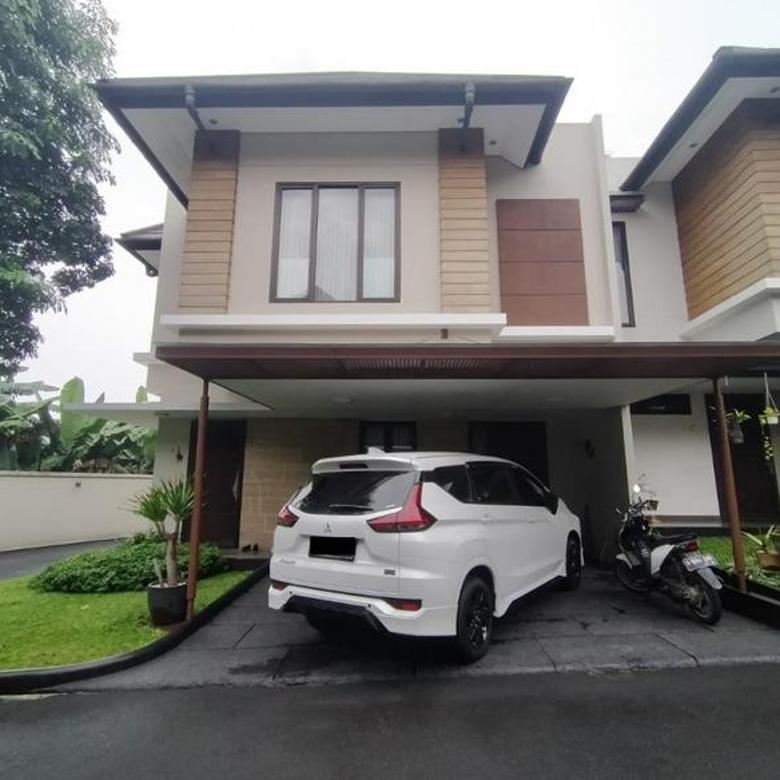 Rumah Modern Minimalis Siap Huni di Bintaro Sektor 9