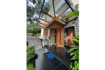 Rumah Baru Mewah Modern dengan LIFT di Pondok Indah dekat BM 400 (LT/LB: 348/468)