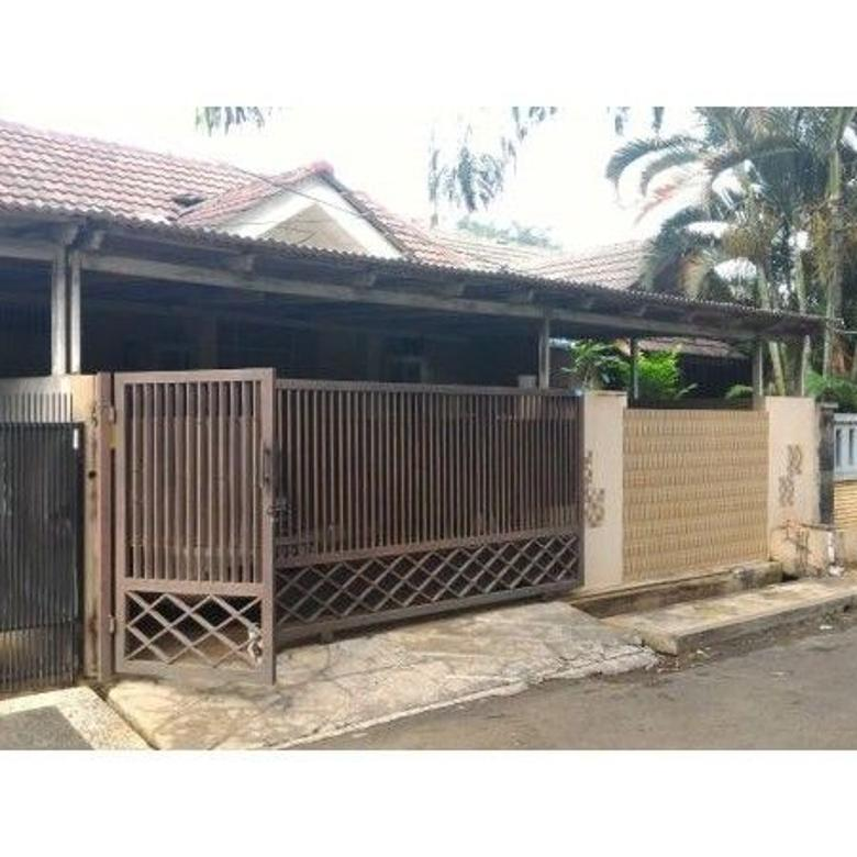 Dijual Rumah Siap Huni Bebas Banjir Dekat Bintaro, Tangerang PR1335
