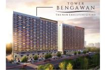 Dijual Apartemen Baru Studio Murah di Riverview Residence Bekasi