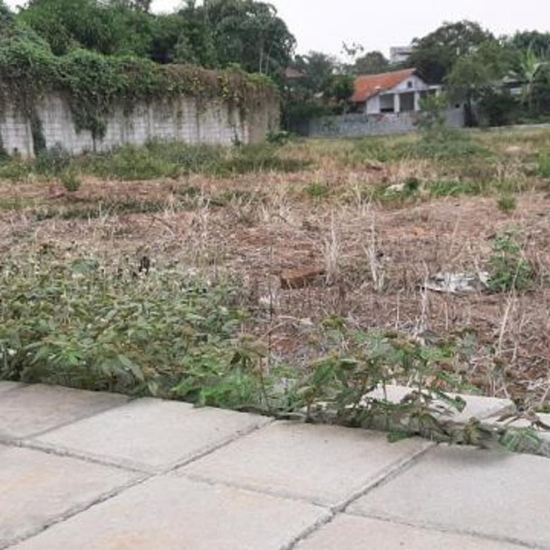 Jual Tanah Dalam Perumahan Untuk Tabungan Dekat Setu Pamulang