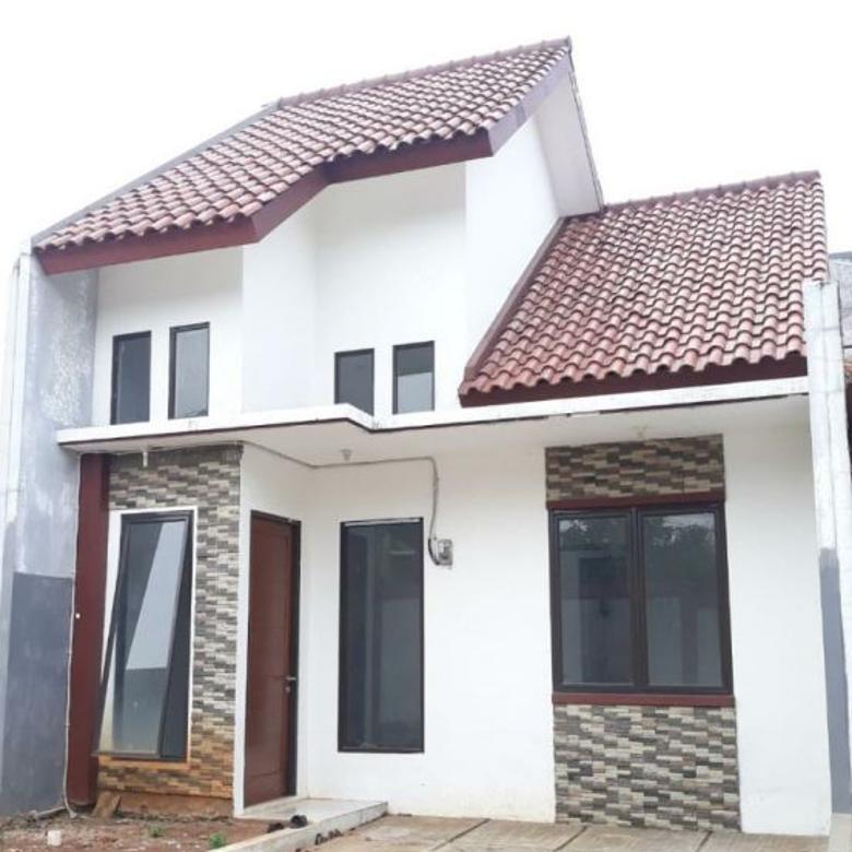 Rumah Baru Minimalis dijual dan Harga Terjangkau Tapos Depok