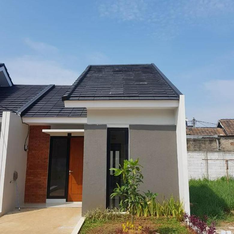 Rumah Baru Siap Huni,Bebas Banjir,Lokasi Dekat Stasiun Harga Termurah @MUTIARA CITAYAM