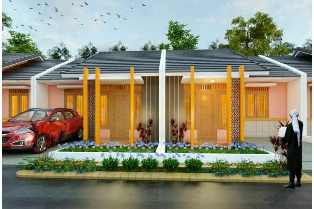 Rumah Dijual KPR tanpa bunga daerah ciseeng , bogor | SVS06 15660525