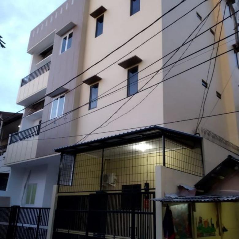 Rumah Kos 16 Pintu di Tanjung Duren, Jakarta Barat