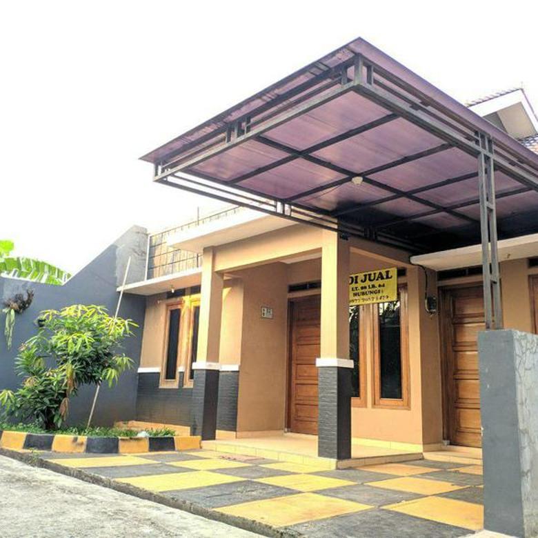 Rumah Cluster Minimalis Strategis Dekat UI Beji Depok