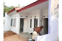 rumah dijual di citayam bisa kpr pribadi 8 menit ke stasiun Citayam